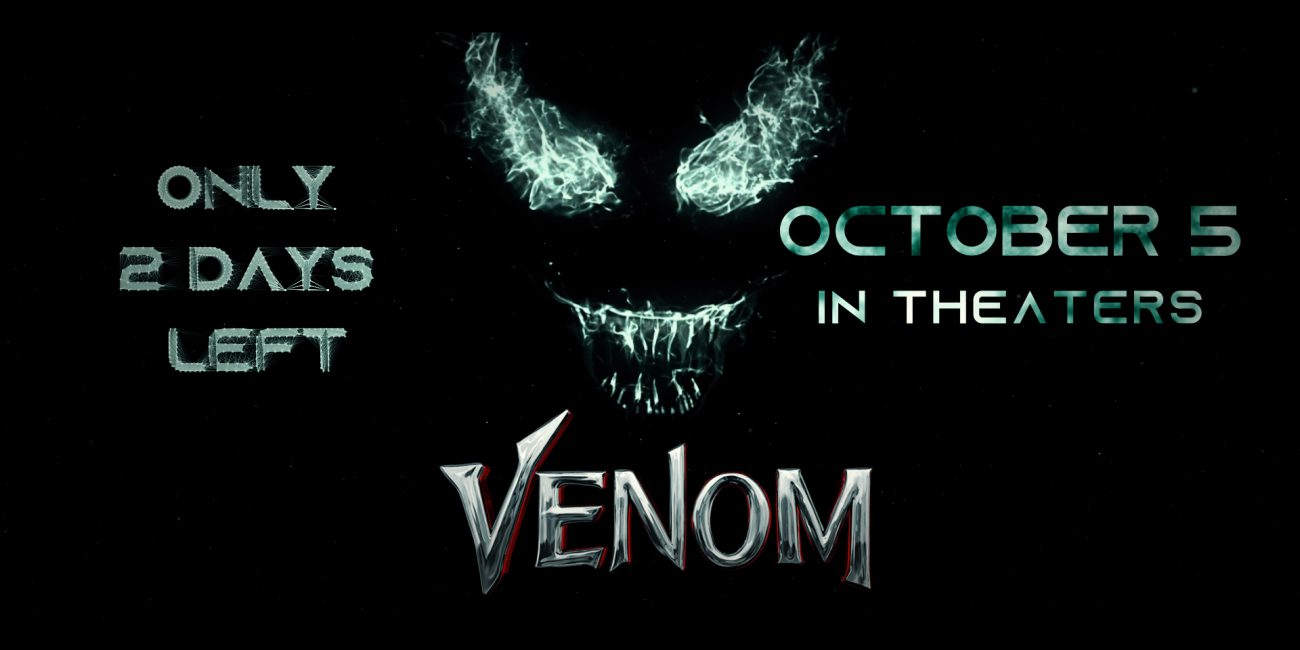 Official Venom Movie Festival Film Opener Animationthumbnail